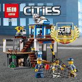 【黑色星期五】樂拼樂高城市系列拼裝積木玩具新款