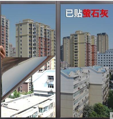 玻璃貼膜防曬隔熱膜窗貼
