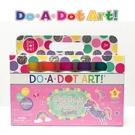 美國Do A Dot Art! 亮粉點點畫筆:5入鮮果色