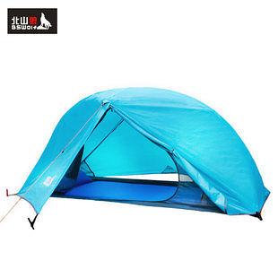 月光帳篷 單人雙層戶外用品露營