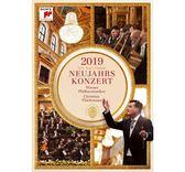 2019維也納新年音樂會 克里斯提安‧提勒曼&維也納愛樂 DVD 免運 (購潮8)