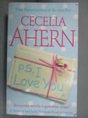 【書寶二手書T9/原文小說_GBE】PS, I Love You_Ahern, Cecelia