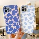 蘋果 iPhone XR XS MAX iX i8+ i7+ SE 2020 紫色牛紋 手機殼 全包邊 保護殼