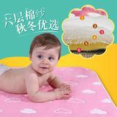 嬰兒隔尿墊透氣防水可洗純棉大號新生寶寶用品床單 潮男街