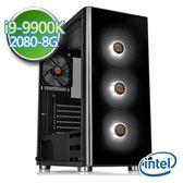 技嘉Z390平台【破淨焦炎】i9八核 RTX2080-8G獨顯 SSD 480G效能電腦