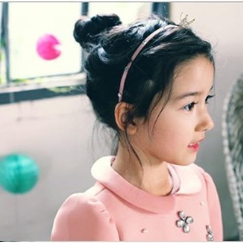 [24hr-快速出貨]   韓國流行立體皇冠閃鑽髮箍 質感 女童 小公主 花童 沙龍照 造型 髮飾