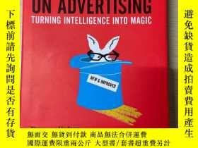 二手書博民逛書店hegarty罕見on advertising turning intelligence into Magic