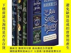 二手書博民逛書店All罕見Souls Trilogy Boxed SetY256260 Harkness, Deborah V