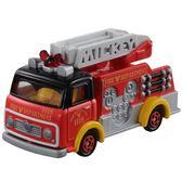 迪士尼小汽車 DM-17 夢幻米奇消防車_ DS83503