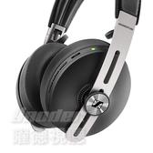 【曜德】森海塞爾 MOMENTUM Wireless M3AEBTXL 黑色 主動降噪無線藍牙 耳罩式耳機 / 送收納袋