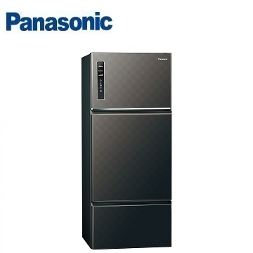 Panasonic 國際牌 NR-C489TV 三門變頻冰箱(481L) (星空黑) ※熱線:07-7428010
