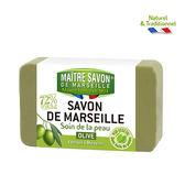 法國玫翠思傳統經典橄欖馬賽皂100g