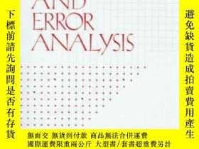 二手書博民逛書店Data罕見And Error Analysis (2nd Edition)-數據與誤差分析(第二版)Y436