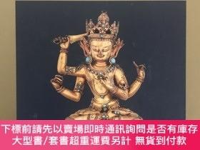 二手書博民逛書店A罕見Merger of Cultures:Buddhist Art of the Yuan and Ming E
