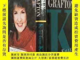 二手書博民逛書店SUE罕見GRAFTON IS FOR KILLERY8791