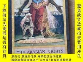 二手書博民逛書店1817年版罕見The Arabian Nights Enter