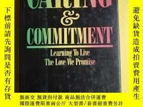 二手書博民逛書店CARING罕見& COMMITMENT 275 Y138362 出版1988