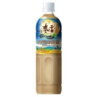 統一 麥香 阿薩姆奶茶 600ml【康鄰超市】