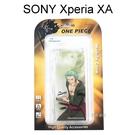 海賊王透明軟殼 [人物] 索隆 SONY Xperia XA F3115 (5吋)航海王【正版授權】