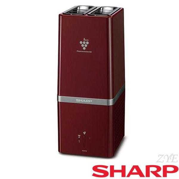 《出清特價》SHARP夏普 車用自動除菌離子產生器(車用空氣清淨機) IG-A10T-R