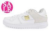 DC休閒板鞋 男鞋 皮面 運動鞋 H9452#白◆OSOME奧森鞋業 零碼出清