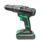 2020真25V衝擊版電鑽33件豪華組墨綠色