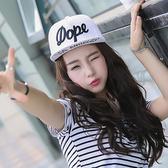 棒球帽 大字母 嘻哈 潮 壓舌帽 遮陽帽 棒球帽【CF003】 icoca  08/03