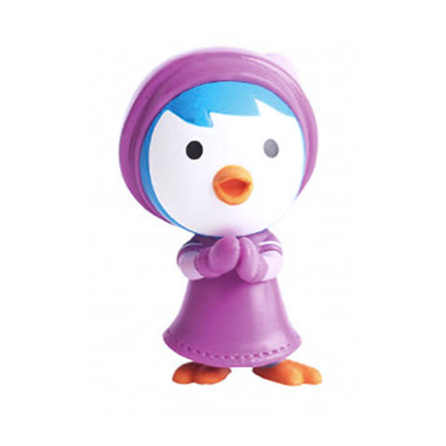 Pororo快樂小企鵝 Pororo貝蒂塑膠公仔_RR11003