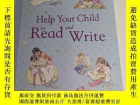 二手書博民逛書店Help罕見your child to read and write Usborne Parents Guide