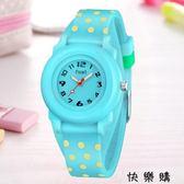 女童可愛小巧防水少女款手錶石英表