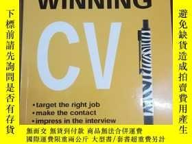 二手書博民逛書店Write罕見the Winning CV: Keep it S