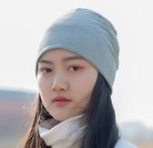頭巾帽月子帽薄款睡帽空調頭巾化療帽子女薄純棉透氣產後光頭夏季單層夏 名創家居館