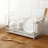 收納瀝碗筷收納盒廚房置物架放碗盤子架碗碟【奇妙商鋪】
