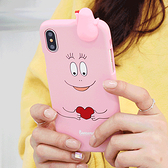 韓國 泡泡先生 公仔軟殼 手機殼│iPhone 12 11 Pro Max Mini XR Xs X SE 8 7 Plus│LG VELVET G8X G8 G7 V50S V50 V40