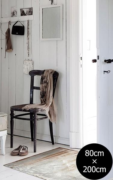 玄關地墊 工業風地墊 混凝土紋地墊 Beija Flor beija flor RAW Flooring Rust - RF-R1(80×200)