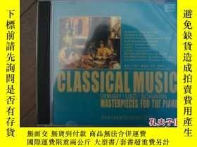 二手書博民逛書店CLASSICAL罕見MUSIC (著名鋼琴名曲選)Y18817