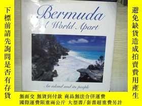 二手書博民逛書店Bermuda:罕見A World Apart (02)Y180