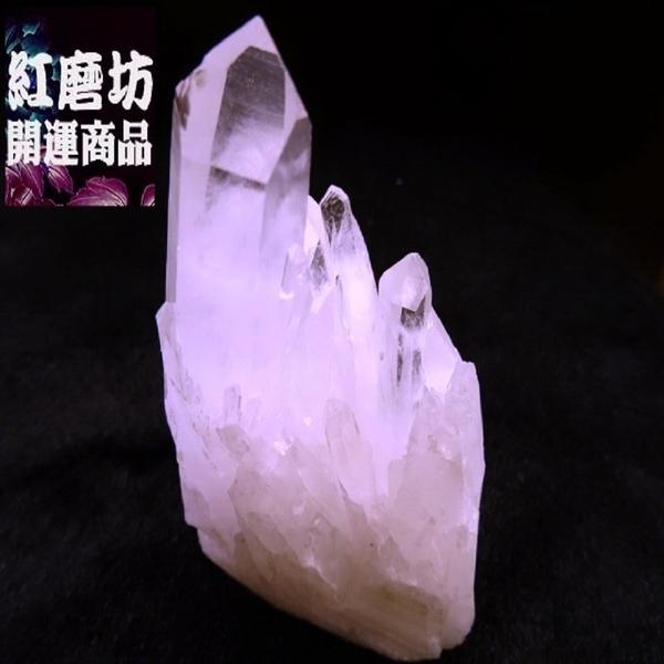 【Ruby工作坊】NO.174WMA優白水晶簇一件