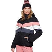 PROTEST 女 機能防水保暖外套 (真實黑) HONEYCOMB SNOWJACKET