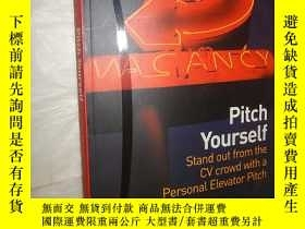 二手書博民逛書店Pitch罕見Yourself: Standout from t