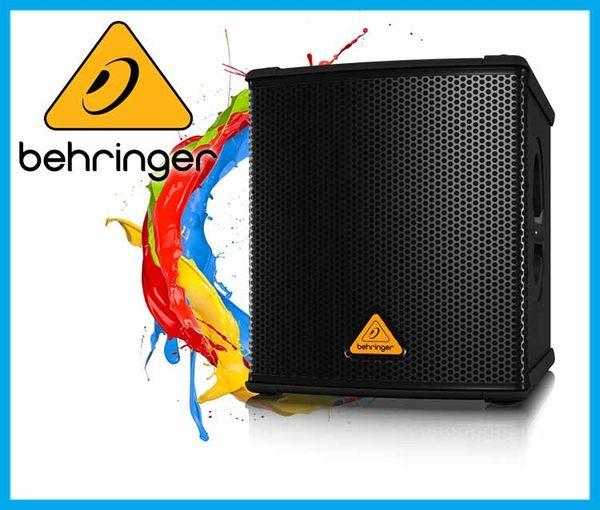 【小麥老師樂器館】Behringer 耳朵牌 Proered Speaker B1200D-PRO 主動式喇叭 喇叭