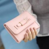 店長推薦 新款韓版女錢包短款三折錢包錢夾可愛時尚小錢包女生錢包甜美