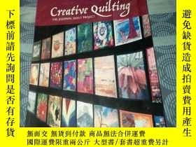 二手書博民逛書店Creative罕見Quilting The Journal Q
