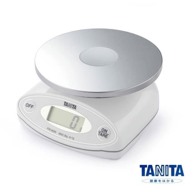 【南紡購物中心】TANITA職人嚴選電子防水廚秤KW-002N(料理秤/烘培秤/日本製)