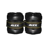ALEX PU型多功能加重器-2KG(重量訓練 健身 有氧 ≡體院≡ C-2802