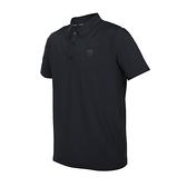 FIRESTAR 男彈性機能短袖POLO衫(運動 慢跑 路跑 上衣 涼感 高爾夫 反光  ≡排汗專家≡