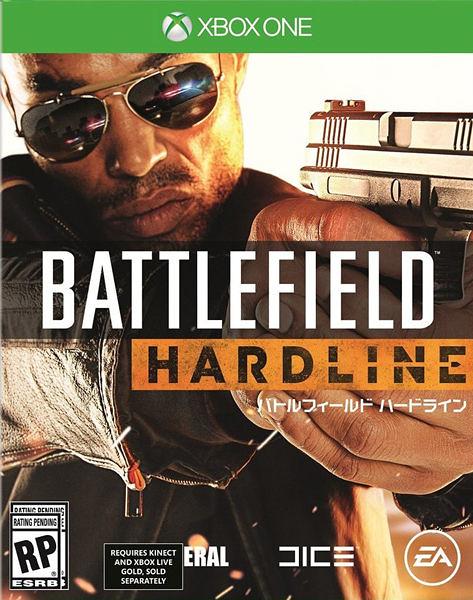 X1 Battlefield Hardline 戰地風雲:強硬路線(美版代購)