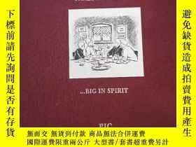 二手書博民逛書店SMALL罕見IN NUMBER BIG IN SPIRIT (the history of the first