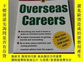 二手書博民逛書店OPPORTUNITIES罕見IN OVERSEAS CAREERS:海外就業機會(外文)Y212829