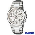 【CASIO卡西歐】SHEEN系列三針三眼設計氣質款錶 SHE-5019D-7A